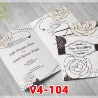 [V4] Undangan Pernikahan Soft Cover Murah & Unik 104