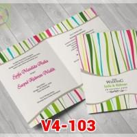 [V4] Undangan Pernikahan Soft Cover Murah & Unik 103