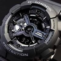 jam tangan original bm pria merk casio gshock type ga110 baterai