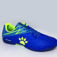 Sepatu Futsal Kelme Blue (original)