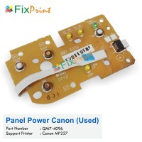 Panel Power Printer Canon MP237 + Kabel Flexible Used