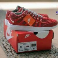 Harga sepatu sneakers pria nike airmax 2018 ultra running merah | Pembandingharga.com