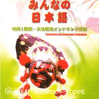 Buku Bahasa Jepang Minna no Nihongo Shokyu I Terjemahan