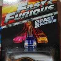 Hot Wheels Fast and Furious Toyota Supra
