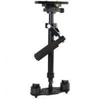 Stabilizer Steadycam Pro Camcorder DSLR Tripod Kamera Video S40 Gimbal