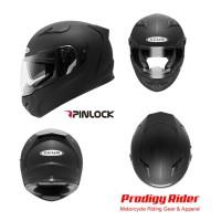 Helm Zeus Fullface ZS 813 matte black hitam doff Limited