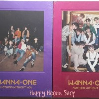 Wanna One 1st Mini Album Prequel Repackage Nothing Without You