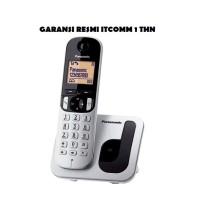Panasonic KX-TGC210 Digital Cordless Phone Wireless Telpon