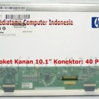 "LCD-LED 10.1"" Hp Mini 110 Hp Mini 210 Hp Mini 310 Series Soket Kanan"