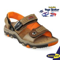 harga Homyped Sandal Gunung Anak Shooter 01 Brown + Hadiah Bugs Hunter Tokopedia.com