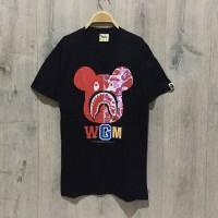 Kaos - Baju - T-Shirt Murah A Bathing Ape Camo Wgm
