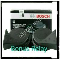Klakson Keong Bosch H3F Digital Fanfare Car Horns 12v 420/500hz 118 dB