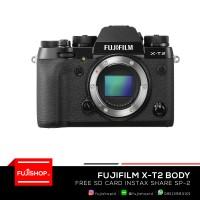 FUJIFILM XT2 BODY ONLY PWP 23mm F1.4