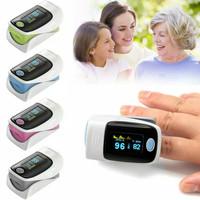 pulse oximeter alat cek detak jantung/cek kadar oksigen darah