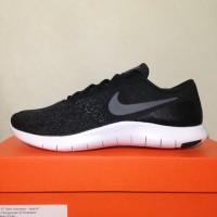 Sepatu Running-Lari Nike Flex Contact Black Dark Grey