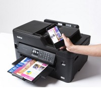 Printer Brother MFC J3530 DW PSC-A3 Fax Wireless / LAN - Pusat Infus