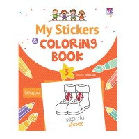 harga My Stickers And Coloring Book 3 Tokopedia.com
