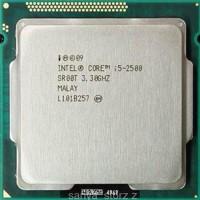 processor core i5 2500 tray +fan ori socket 1155/WE170