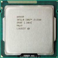 processor core i5 2500 tanpa fan socket 1155/WE163