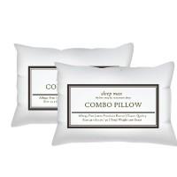 Paket 2 Bantal   Sleep Max Combo Pillow