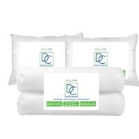 Paket 2 Bantal Guling   Sleep Max Double Complete