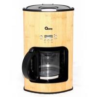 Oxone OX 952 Bamboo Coffee Tea Maker NEW