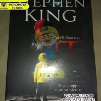 Novel IT by Stephen King (Bahasa Inggris)