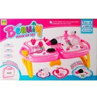 PALING MURAH Mainan 118 55B Inteligeny Toy Beauty Make Up Set Silahka