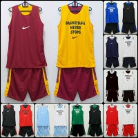 JERSEY TRAINING NIKE BASKETBALL NEVER STOPS