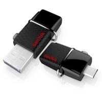 Asli Original Sandisk Flashdisk Usb Dual Drive 16gb OTG