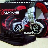 Numark Red Wave | Professional Mixing Headphones | Zeal Musik Jogja