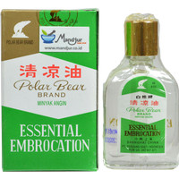 Polar Bear Brand Essential Embrocation (Minyak Angin) 8cc