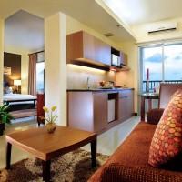 voucher hotel booking Aston Marina Ancol under Ms. Evi + breakfast