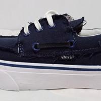 sepatu Vans zapato navy grade original