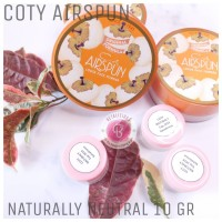 COTY AIRSPUN NATURALLY NEUTRAL SHARE IN JAR 10GR