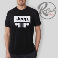 Harga kaos otomotif jeep | Pembandingharga.com