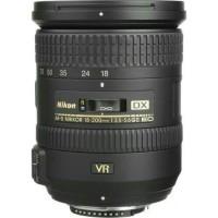 Lensa Nikon AF-S 18-200mm F3.5-5.6g Ed VR II / Nikkor AF-S 18-200mm