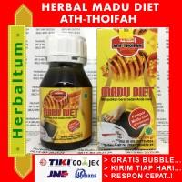 Madu Diet Ath-Thoifah Langsing (Pelangsing Herbal Penurun Berat Badan)