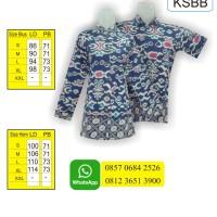 Baju Batik Terbaru, Gambar Model Batik, Model Busana Batik, KSBB