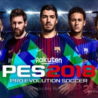 PC Games Pro Evolution Soccer (PES) 2018 Full Repack + Patch