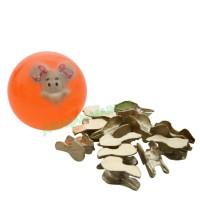 Mainan Bola Bekel Pit Emas (Mainan Jadul Generasi 90an)