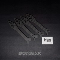 ALPHASQUAD Revolver 5X Parts - Arm