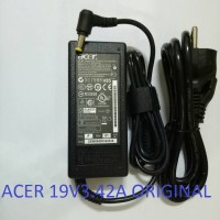CHARGER ADAPTOR LAPTOP ORIGINAL 19V3.42A FOR LAPTOP ACER ASPIRE