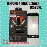 BLACKLIST tempered glass full Asus Zenfone 4max 4 max 5.2inch ZC520KL