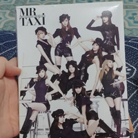 Jual Kpop CD album Snsd Mr taxi kpop album girls generation sone snsd cd Murah