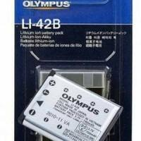 Battery Olympus Li-42b For Kamera Series VR-320/330 - FE-360/4000