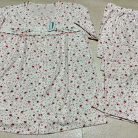 baju tidur mama/setelan tidur mama/baju tidur merk yumico/all size
