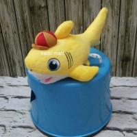 mainan boneka anak ikan baby shark ikan hiu paus ikan dolpin ikan nemo
