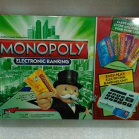 MONOPOLY ELECTRONIC BANKING kw no ORIGINAL