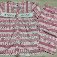 setelan baju tidur mama/baju tidur mama/merk yumico all size
